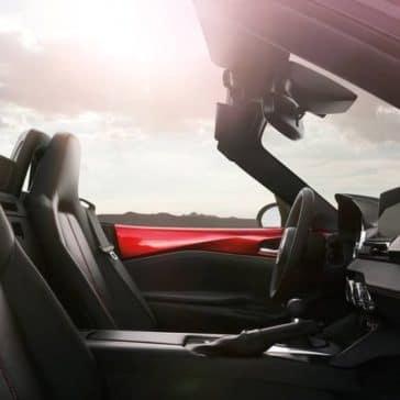 2018 Mazda MX-5 Miata interior cabin