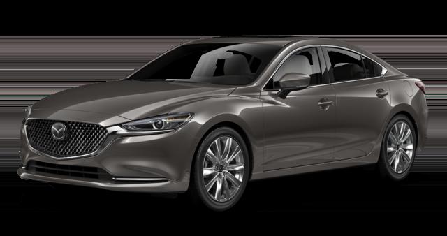 2018 Mazda6 Grand Touring