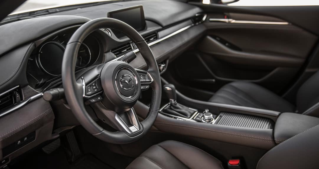 2018 Mazda6 interior cabin