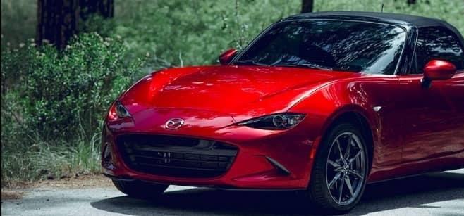 2019 Mazda MX-5 Miata exterior