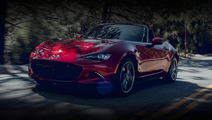 2019 Mazda MX-5 Miata Convertible