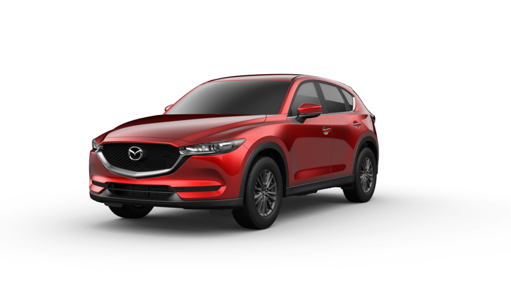 2020 Mazda CX-5 Sport FWD AT
