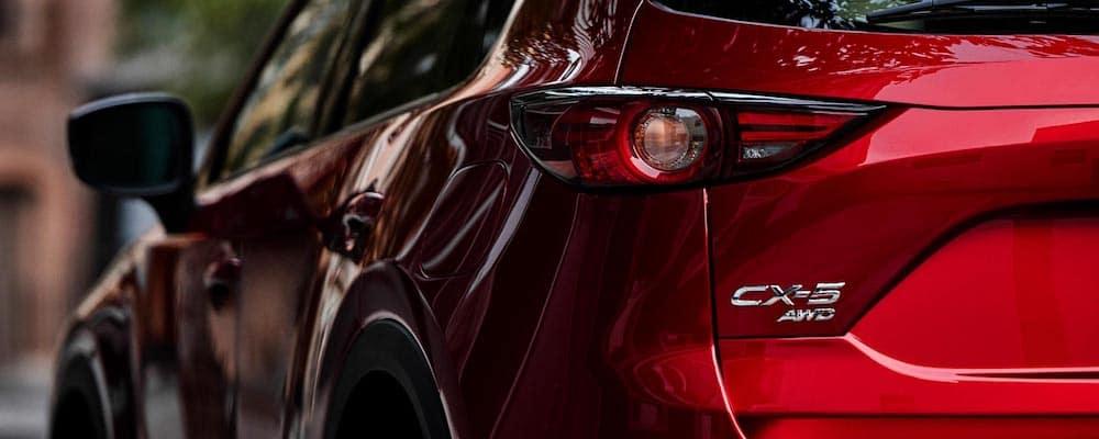 2019 Mazda CX-5 Grand Touring Reserve rear