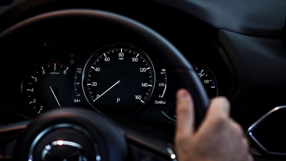 2019 Mazda CX-5 Signature Steering Wheel