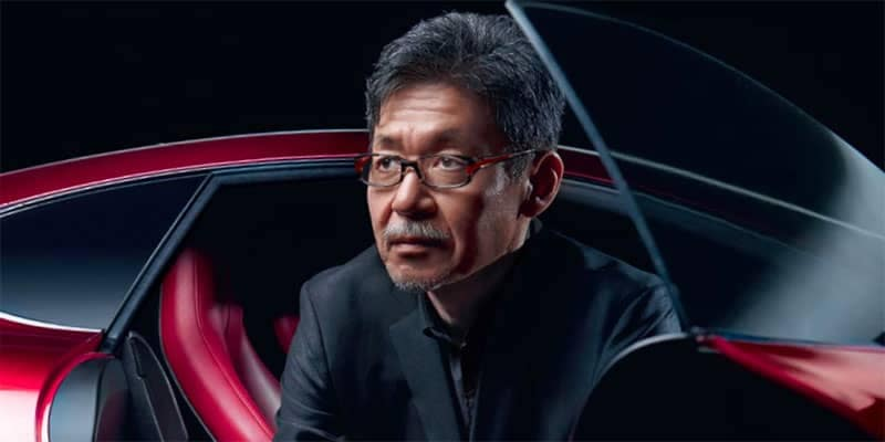 Ikuo Maeda, Mazda Global Head of Design