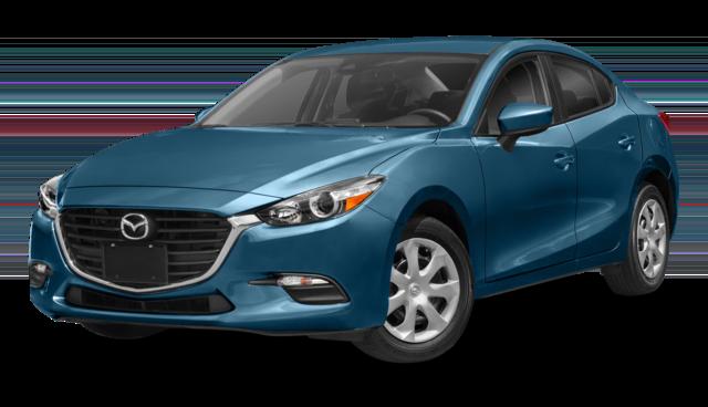 2018 Mazda3 4-Door Sport Manual
