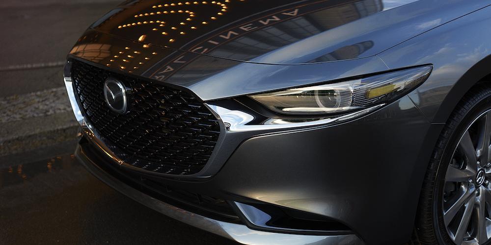 2019 Mazda3 Front End