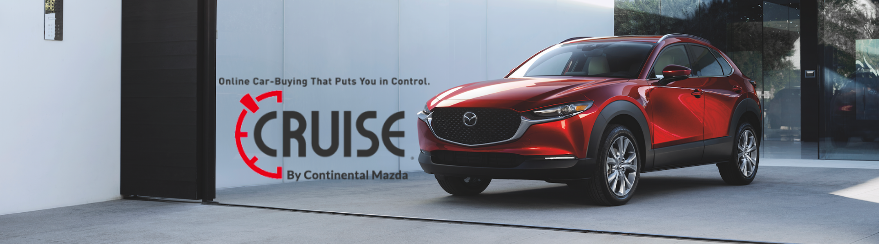 Cruise by Continental Mazda