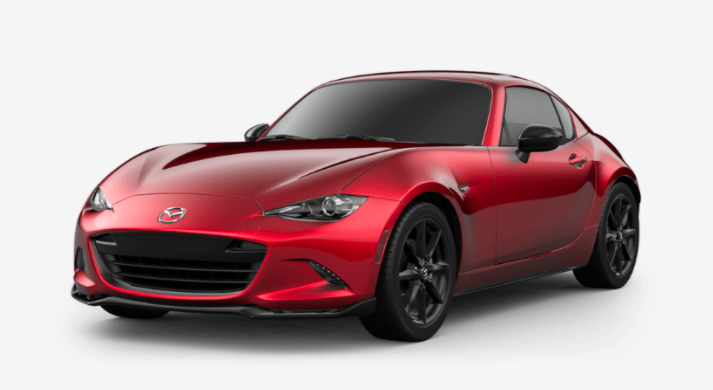 2020 Mazda Miata FR (Club MT)
