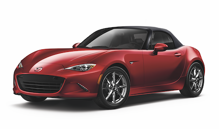 2020 Mazda Miata Sport MT