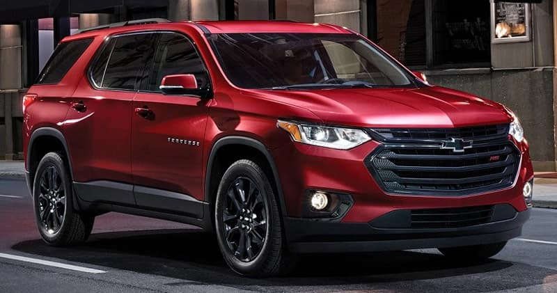 Covert Country of Hutto - 2020 Chevrolet Traverse Beats 2020 Ford Explorer in Hutto TX