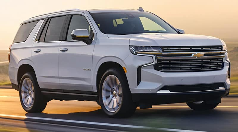 Covert Country of Hutto - The 2021 Chevy Tahoe gets bigger and bolder near Taylor TX