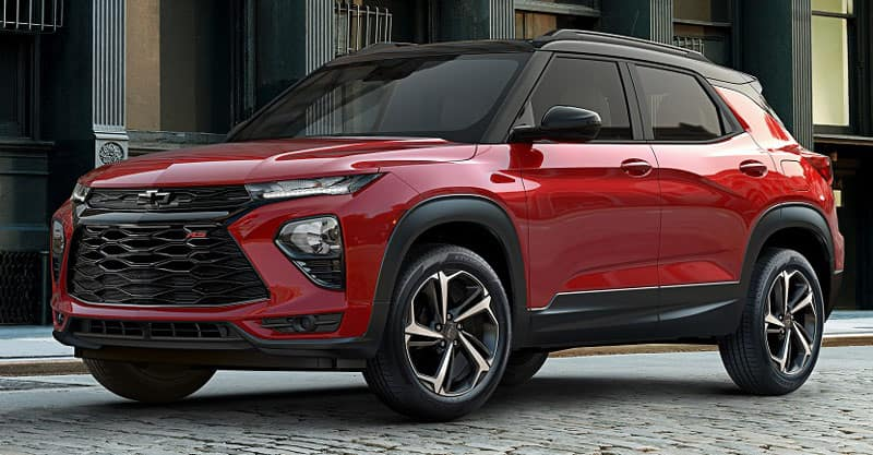 Covert Country of Hutto - Check out the arrival of the 2021 Chevrolet Trailblazer in Hutto TX