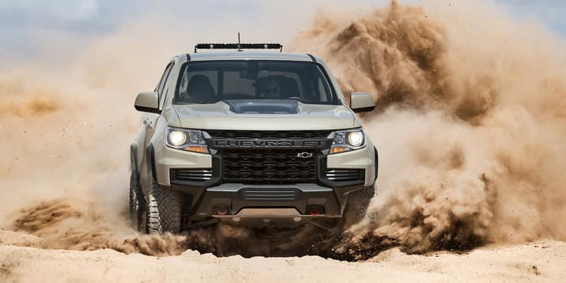 Covert Country of Hutto - Explore the features of the 2021 Chevrolet Colorado in Hutto TX
