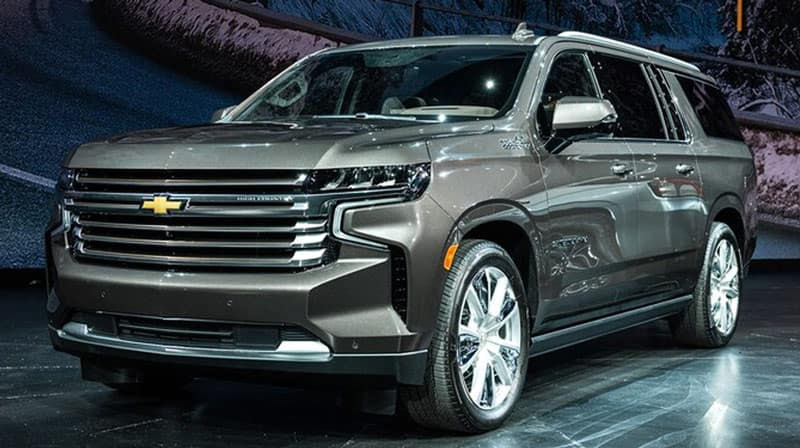 Covert Country of Hutto - The 2021 Chevy Suburban is done right near Austin TX
