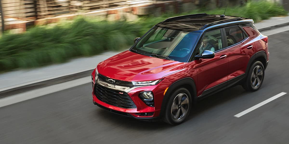 Covert Country of Hutto - The 2021 Chevy Trailblazer crossover will soon be available near Georgetown TX