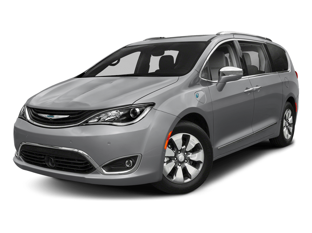 Chrysler Pacifica- billet silver metallic clearcoat - 2018 Chrysler Pacifica Hybrid
