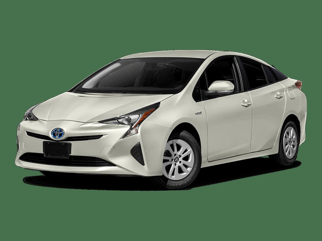 Toyota Prius- blizzard pearl - 2018 Toyota Prius One