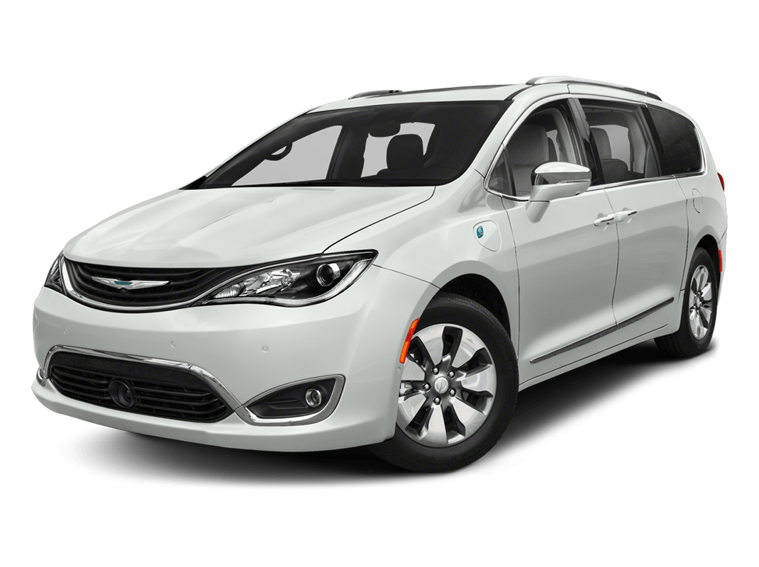 Chrysler Pacifica- bright white clearcoat - 2018 Chrysler Pacifica Hybrid