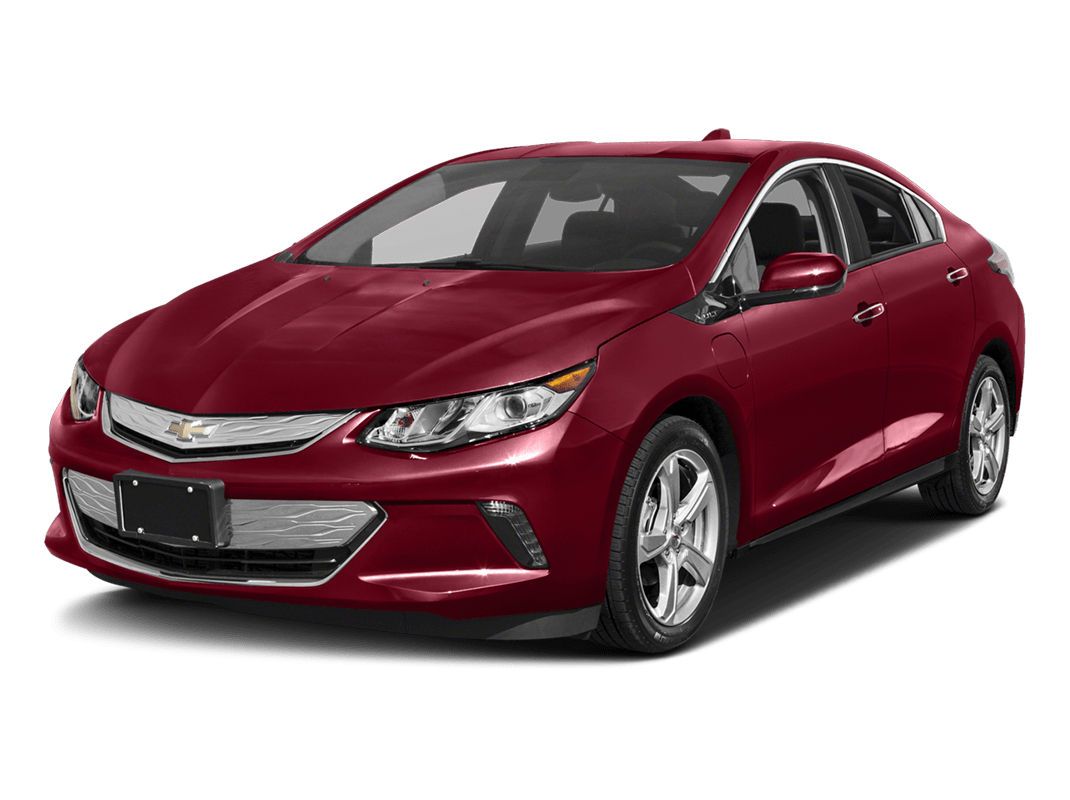 Chevy Volt- cajun red tintcoat - 2018 Chevy Volt