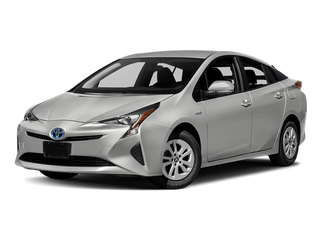 Toyota Prius- classic silver metallic - 2018 Toyota Prius One