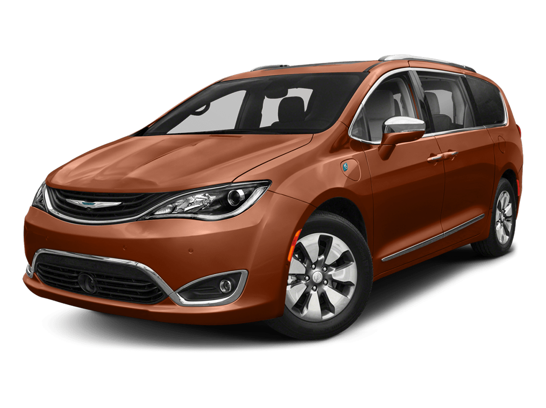 Chrysler Pacifica- copper pearlcoat - 2018 Chrysler Pacifica Hybrid