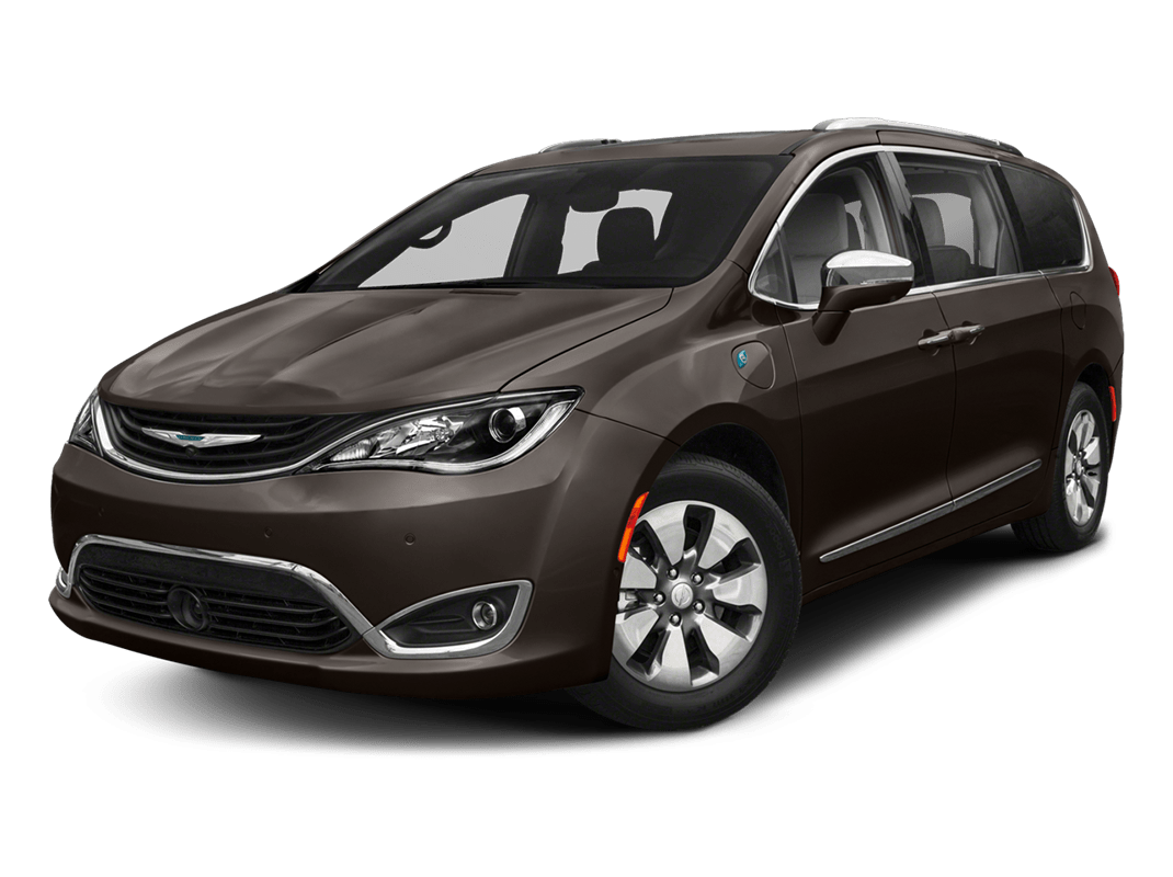 Chrysler Pacifica- dark cordovan pearlcoat - 2018 Chrysler Pacifica Hybrid