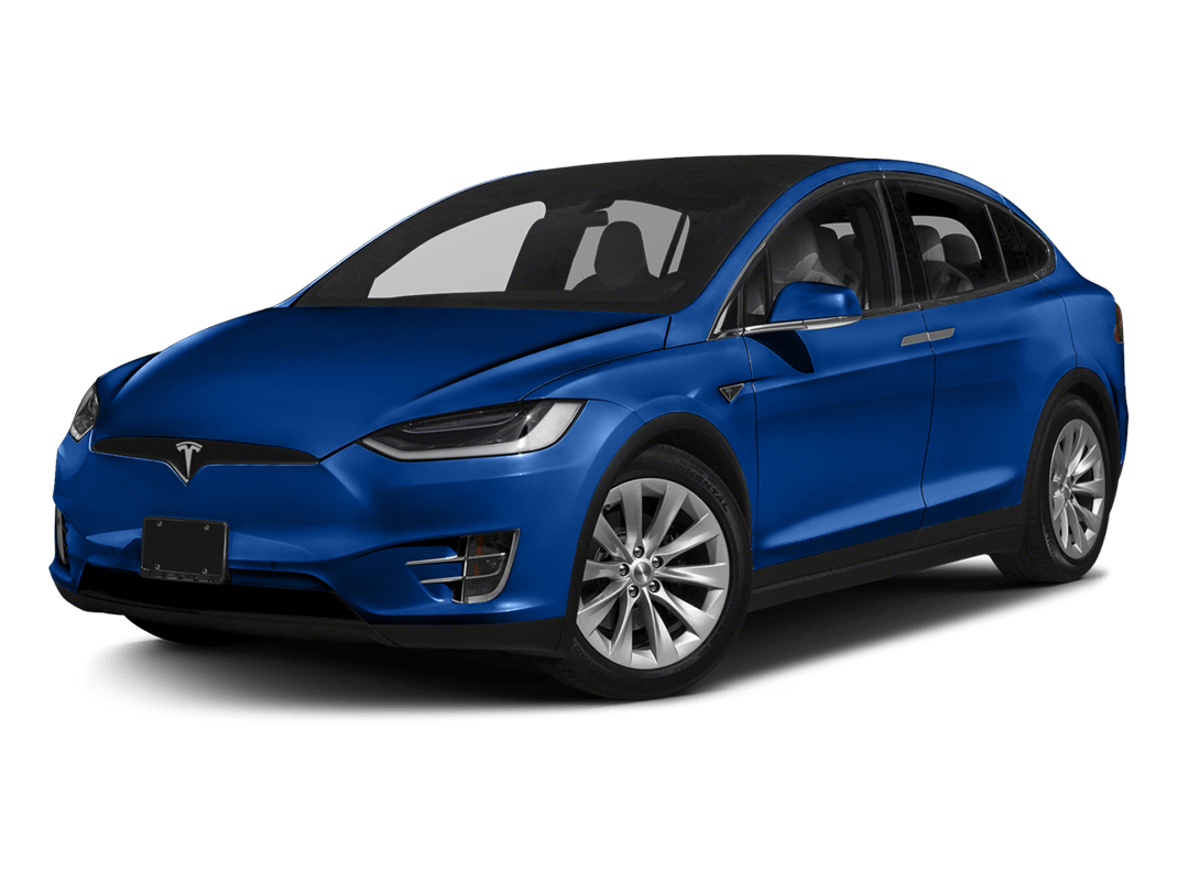 Tesla Model S- deep blue metallic - 2018 Tesla Model S