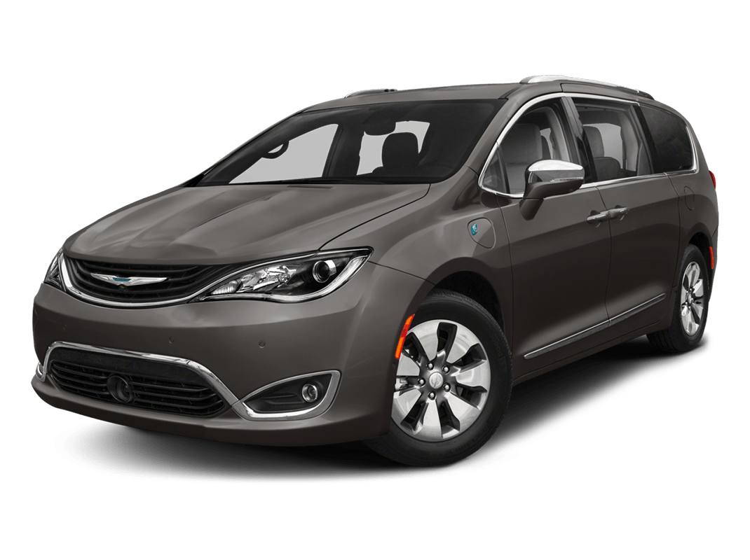 Chrysler Pacifica- granit crystal metallic clearcoat - 2018 Chrysler Pacifica Hybrid