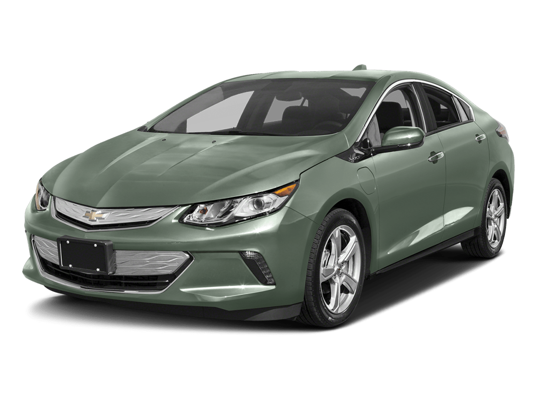 Chevy Volt- green mist metallic - 2018 Chevy Volt