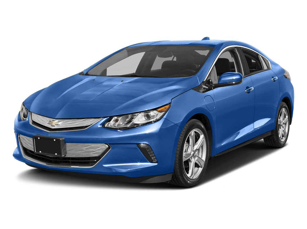 Chevy Volt- kinetic blue metallic - 2018 Chevy Volt