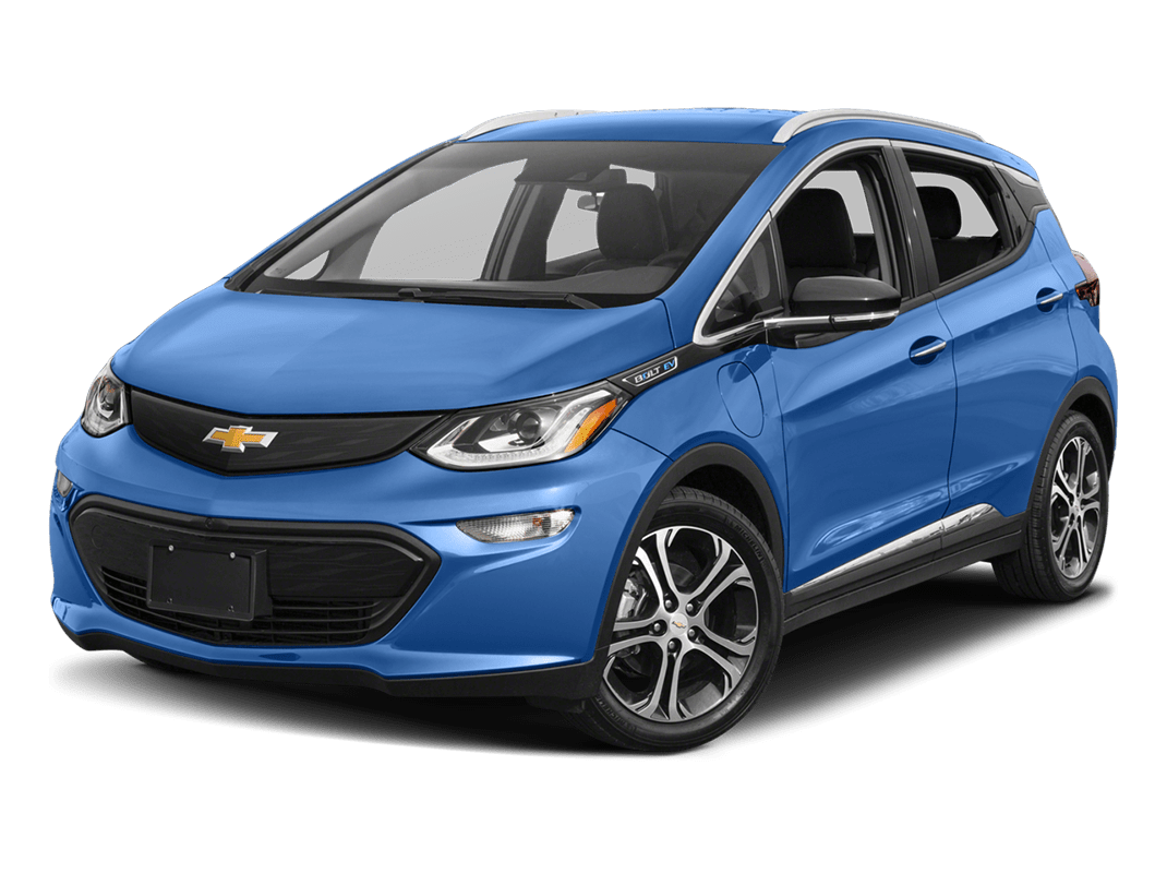 Chevy Bolt- kinetic blue metallic - Bolt