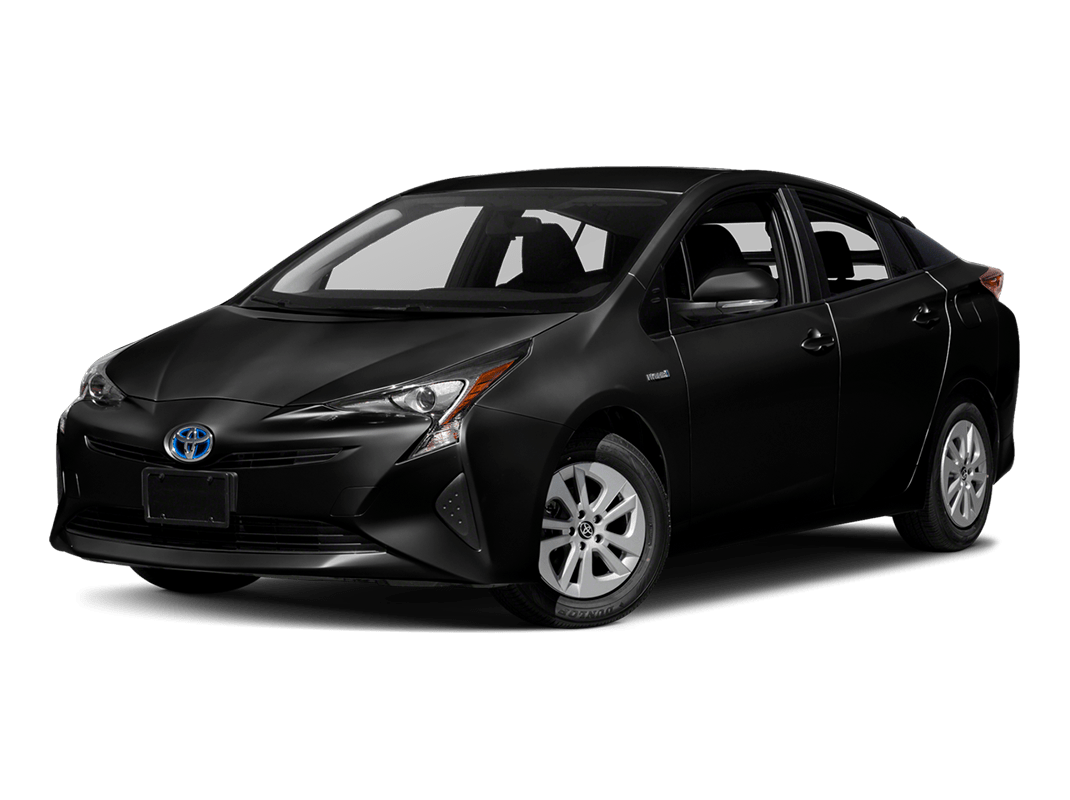 Toyota Prius- midnight black metallic - 2018 Toyota Prius One