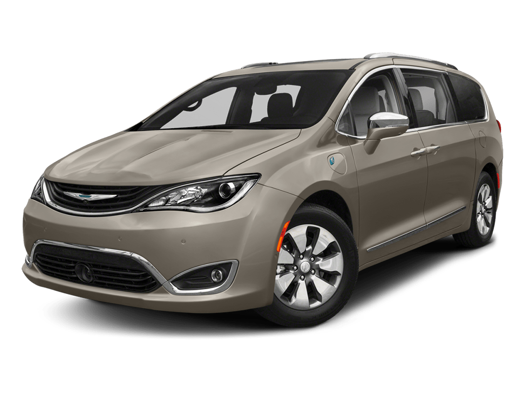 Chrysler Pacifica- molten silver - 2018 Chrysler Pacifica Hybrid