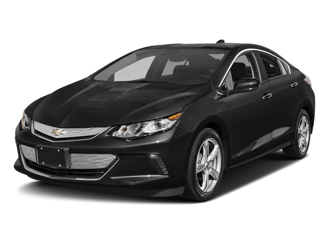 Chevy Volt- mosaic black metallic - 2018 Chevy Volt