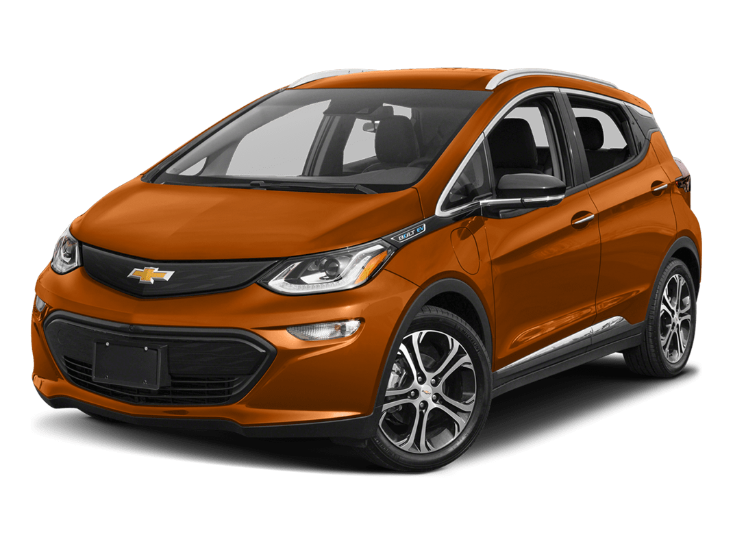 Chevy Bolt- orange burst metallic - Bolt