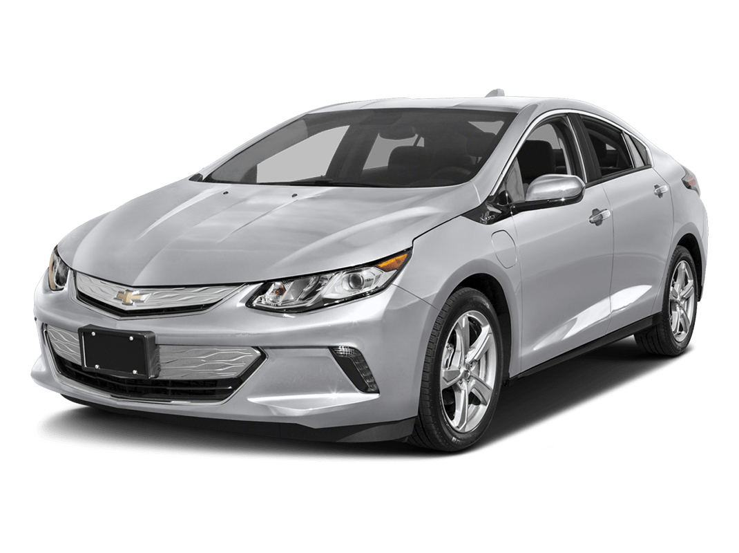 Chevy Volt- silver ice metallic - Volt