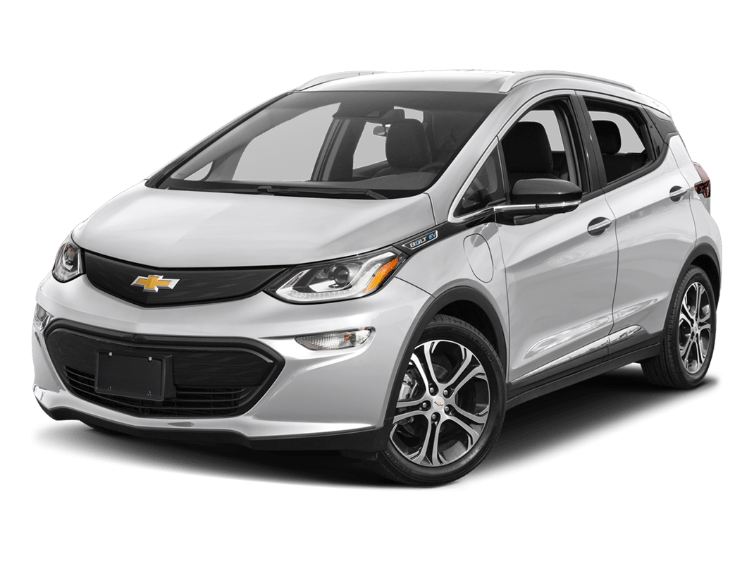 Chevy Bolt- silver ice metallic - Bolt