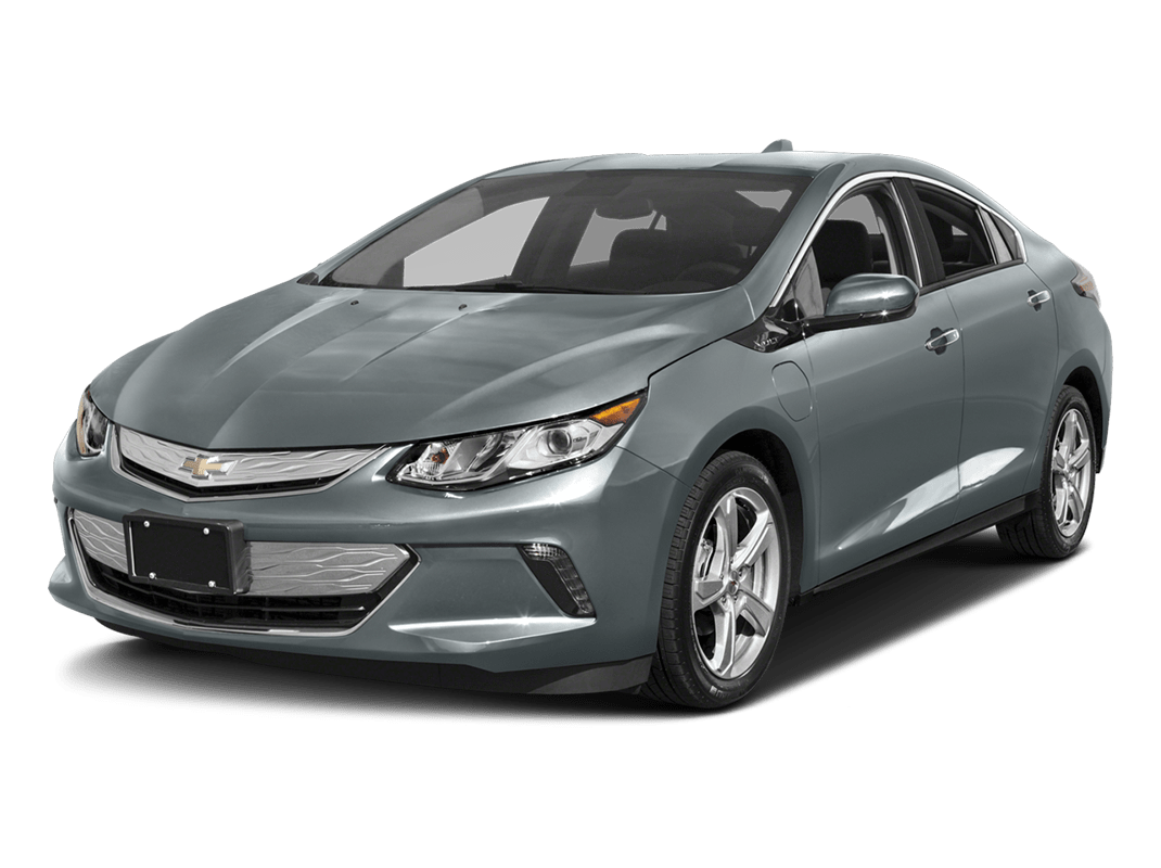 Chevy Volt- satin steel metallic - 2018 Chevy Volt