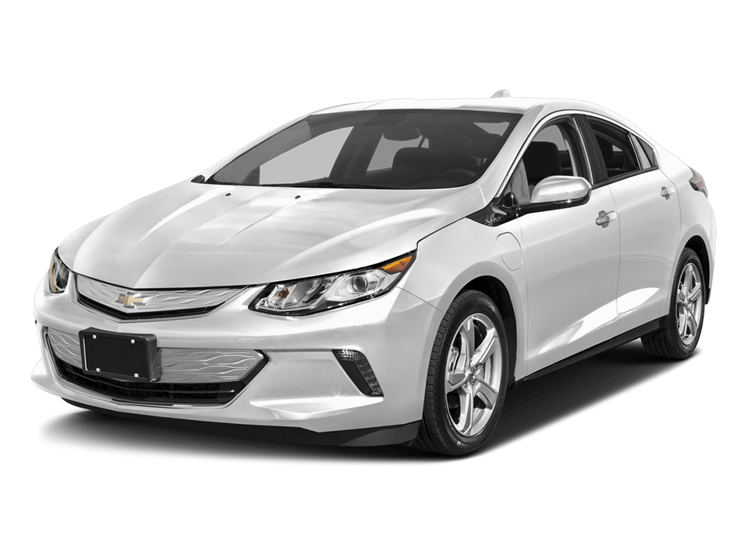 Chevy Volt- summit white - 2018 Chevy Volt