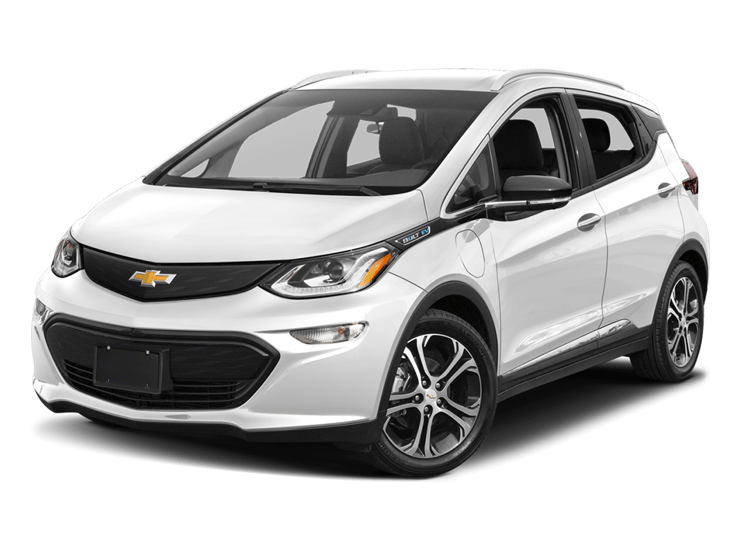 Chevy Bolt- summit white - Bolt