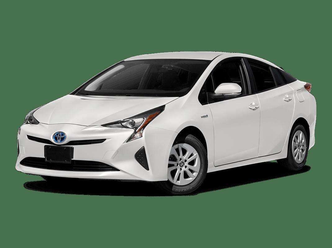 Toyota Prius- super white - 2018 Toyota Prius One