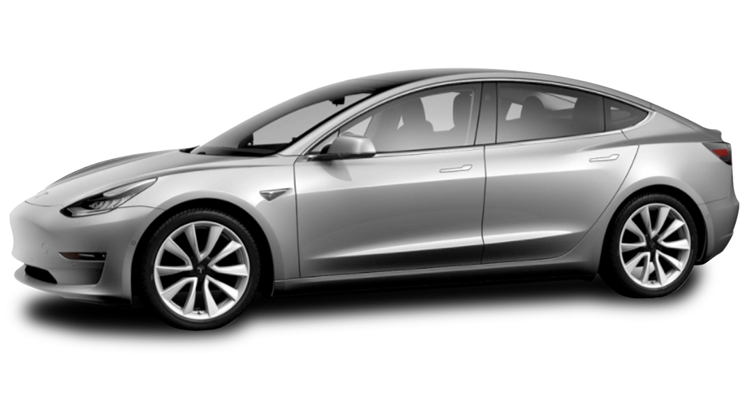 Silver Metallic - 2018 Tesla Model 3