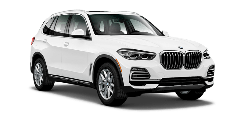 2019-BMW-X5-Alpine-White - X5