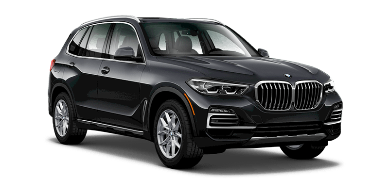 2019-BMW-X5-Arctic-Grey-Metallic - X5