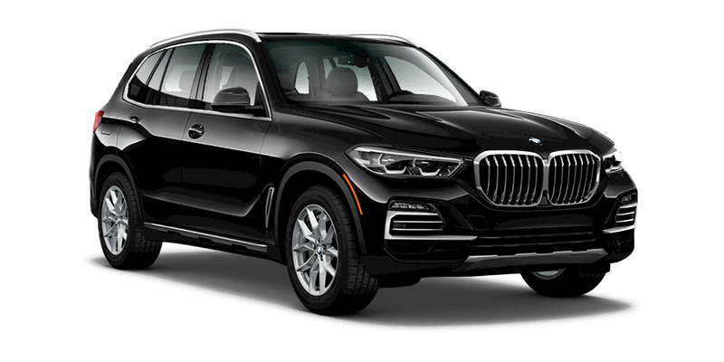 2019-BMW-X5-Black-Sapphite-Metallic - X5