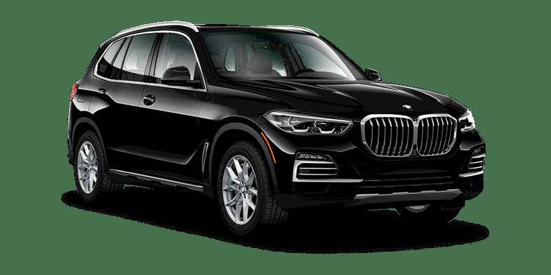 2019-BMW-X5-Jet-Black - X5