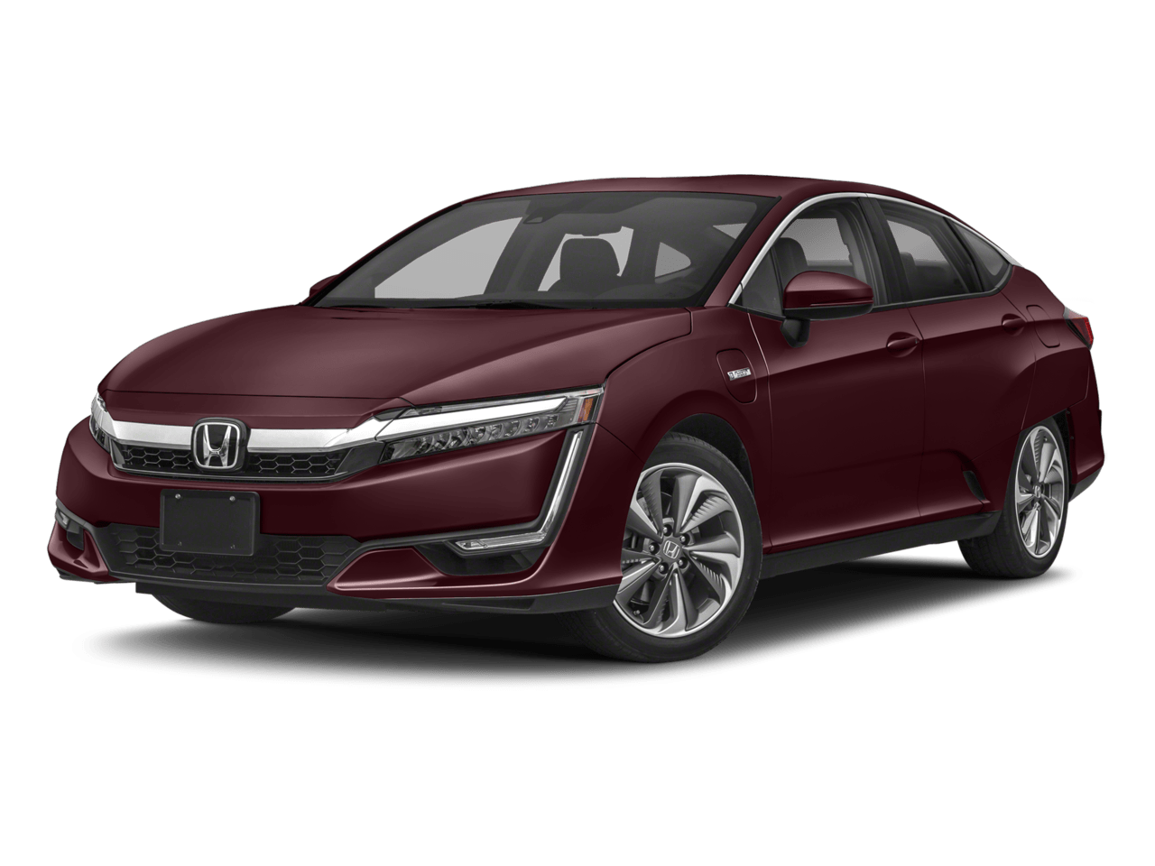 Crimson Pearl - 2018 Honda Clarity Plug-In Hybrid