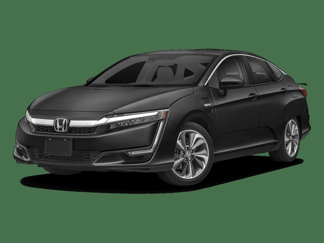 Crystal Black Pearl - 2018 Honda Clarity Plug-In Hybrid