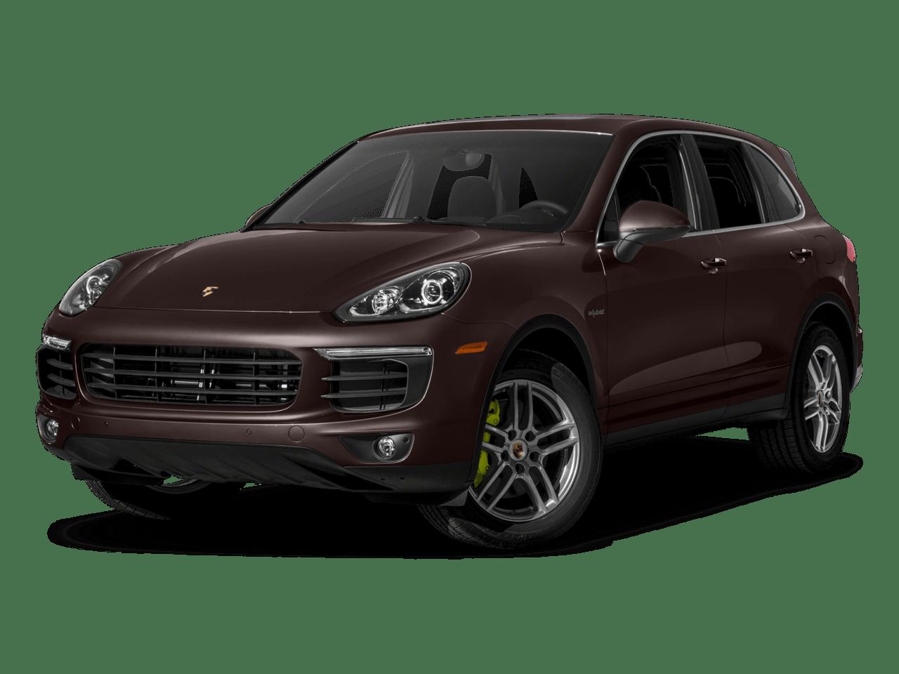 - 2018 Porsche Cayenne Hybrid